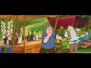 ★Группа Киномир Кавказ★ Мультфильм Бεздελьницα (2016)