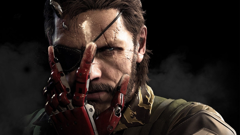 METAL GEAR SOLID V: The Phantom Pain - Side Effect of Cocaine Teaser Trailer