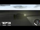 BeamNG Drive Ночная погоня за Чёрный Dodge Charger