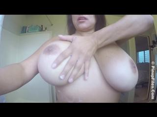 Пошлая мамка шалит в душе (Girls Teen Boobs Tits Секс Порно Попка Сиськи Грудь Голая Эротика Трусики Ass Соски 1080)