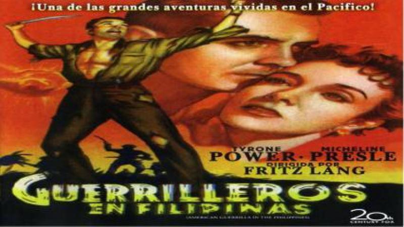 2ª Guerra.-Guerrilleros en Filipinas.-(1950).Español