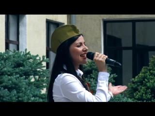 Кристина Четверикова - Ветеранам минувшей войны