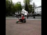 50 лет золотому кольцу России. Мы в Костроме. Автомотопробег