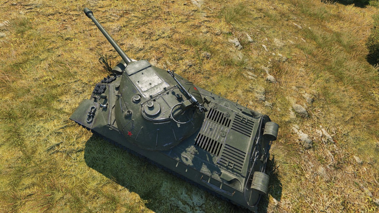 ИС-3 (Объект 703) - Танки с World of Tanks