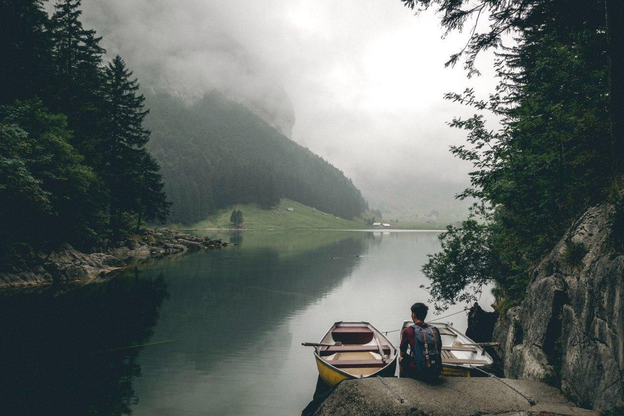 Где-то между Цюрихом до Женевой