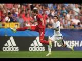 Молодой защитник молодежной сборной Чехии вот так поставил точку в матче с итальянцами