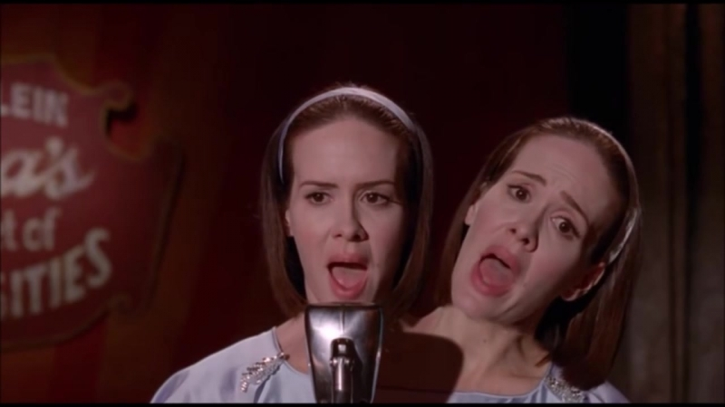 American Horror Story Freak Show - Criminal by Bette and Dot ᴴᴰ from AHS