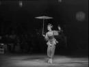 Танец с зонтиком. Галина Уланова