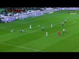Кубок Испании 2016-2017.1/16 финала.Бетис - Депортиво.Первый матч.2 тайм
