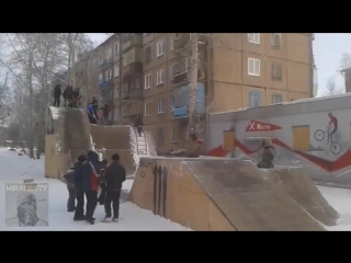 Русские BMX горки (6 sec)
