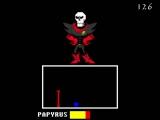 Undertale Battle Simulator (underfell papyrus)
