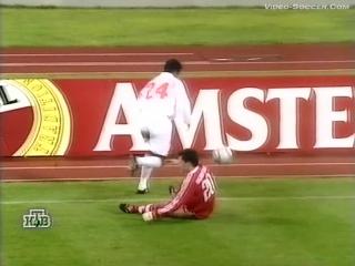 13/02/2001. ЛЧ 2 эт. 3 Тур. Бавария (Мюнхен) - Спартак 1:0