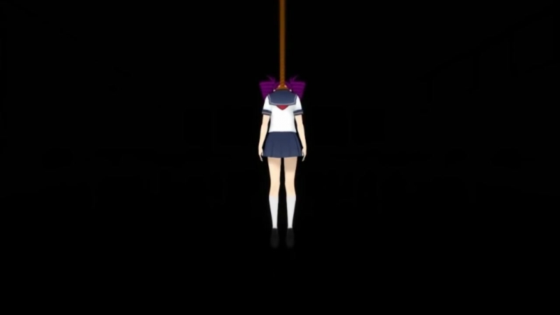 Yandere Simulator - Она уходит и не вернётся назад [NickeyT Fun]