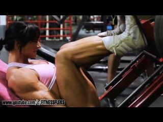 Female Bodybuilding - Katka Kyptova
