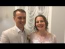 Видео отзыв о работе ведущей Марии Соколовой Свадьба Максима и Анны