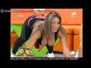 Пока блонда занимается гимнастикой, оператор знает что снимать (ржачное видео полое прикол скачать смотреть сиськи снимает крас)