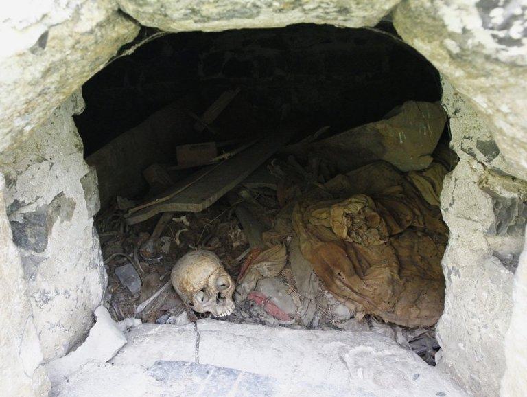Даргавс – город мертвецов