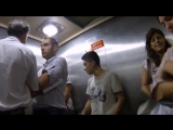 Розыгрыши над людьми в лифте! Жестокие шутки. Смешные приколы. Лучшие подборки ПРАНК
