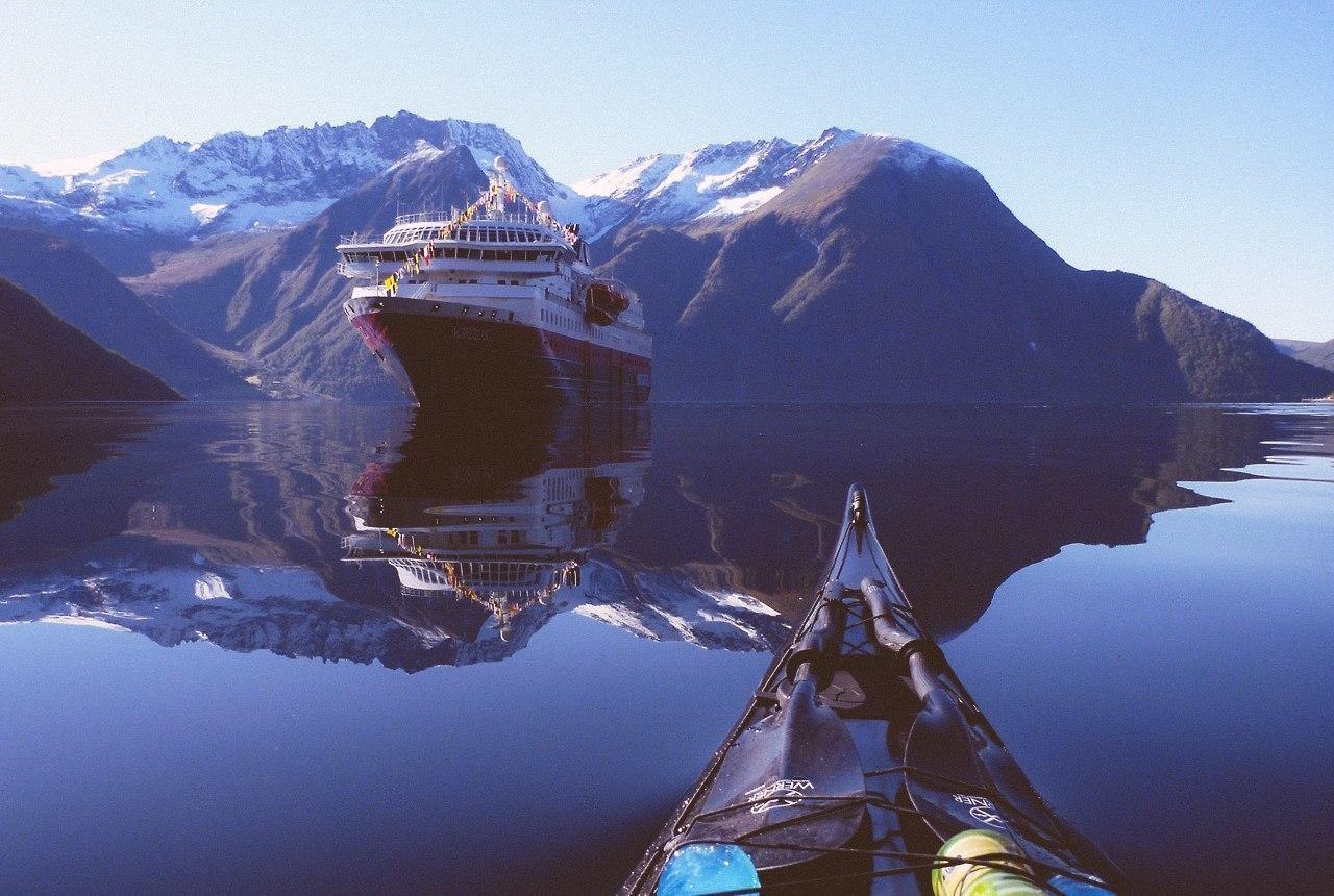 V7vW7j WI2c - Норвегия - страна холодной красоты