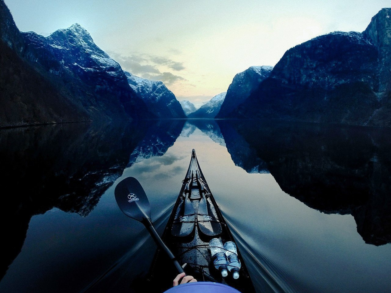v2stbRAOj60 - Норвегия - страна холодной красоты