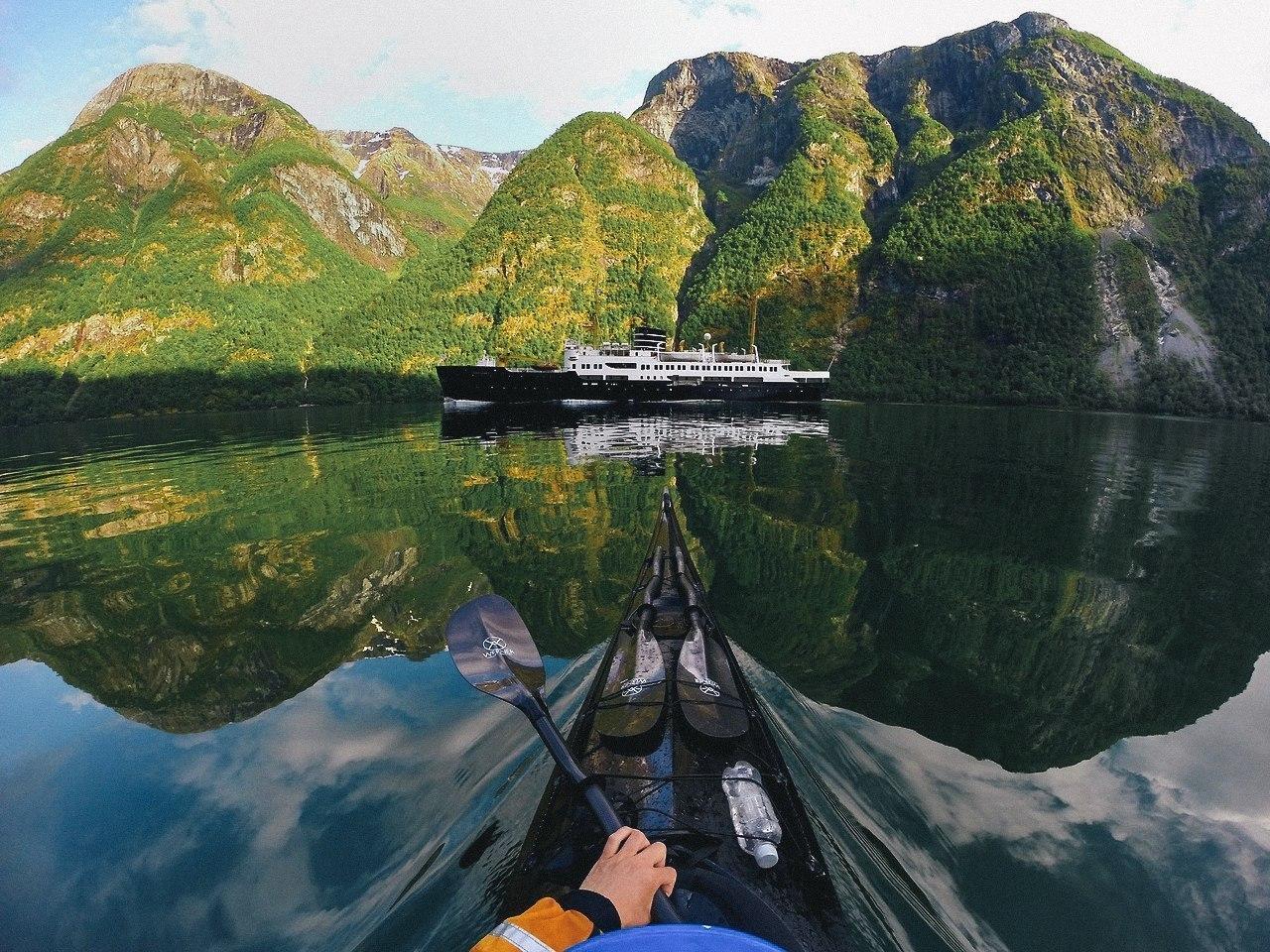 QVShxp5eeY - Норвегия - страна холодной красоты