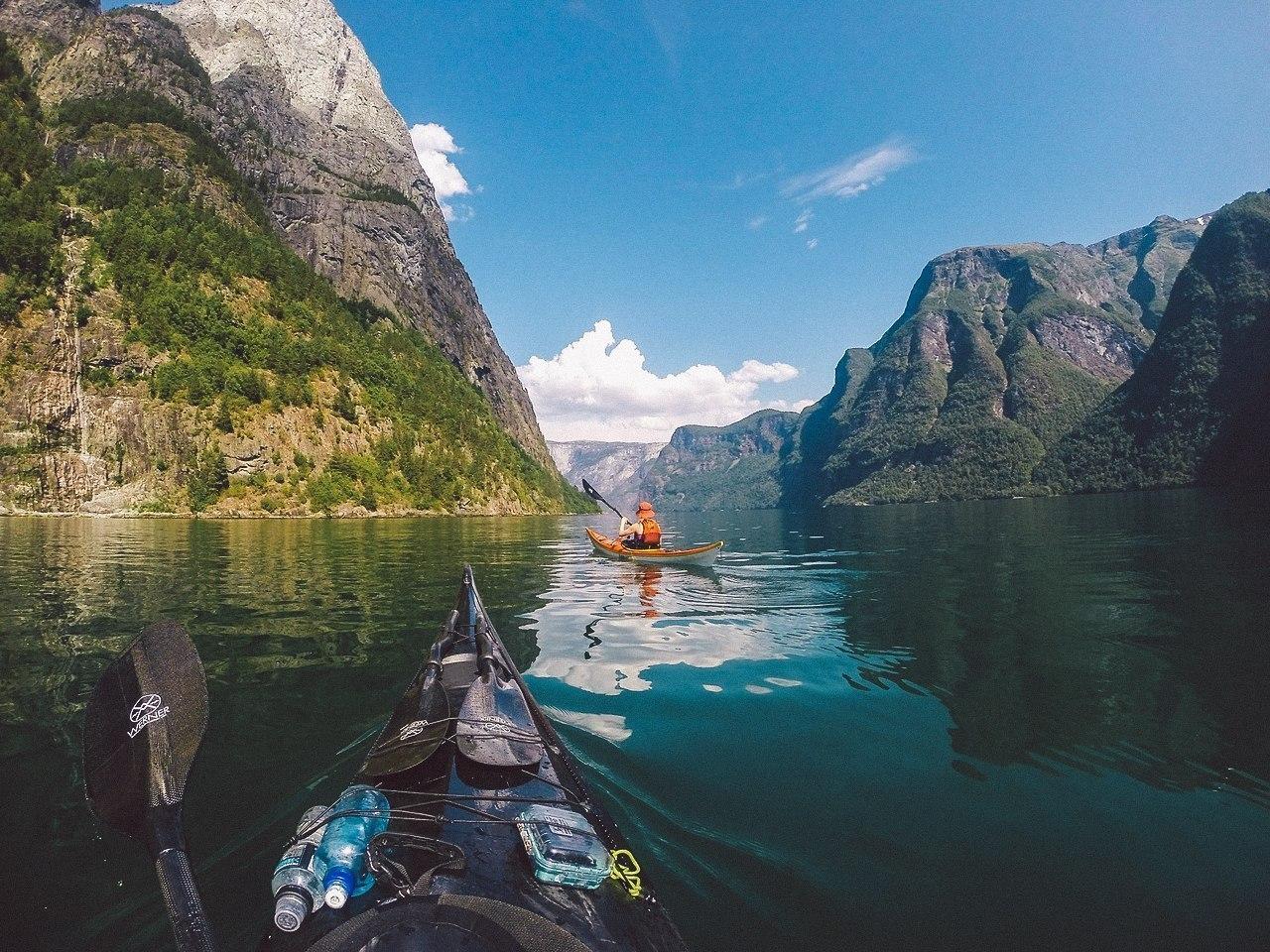 cBxvF0uDCRc - Норвегия - страна холодной красоты