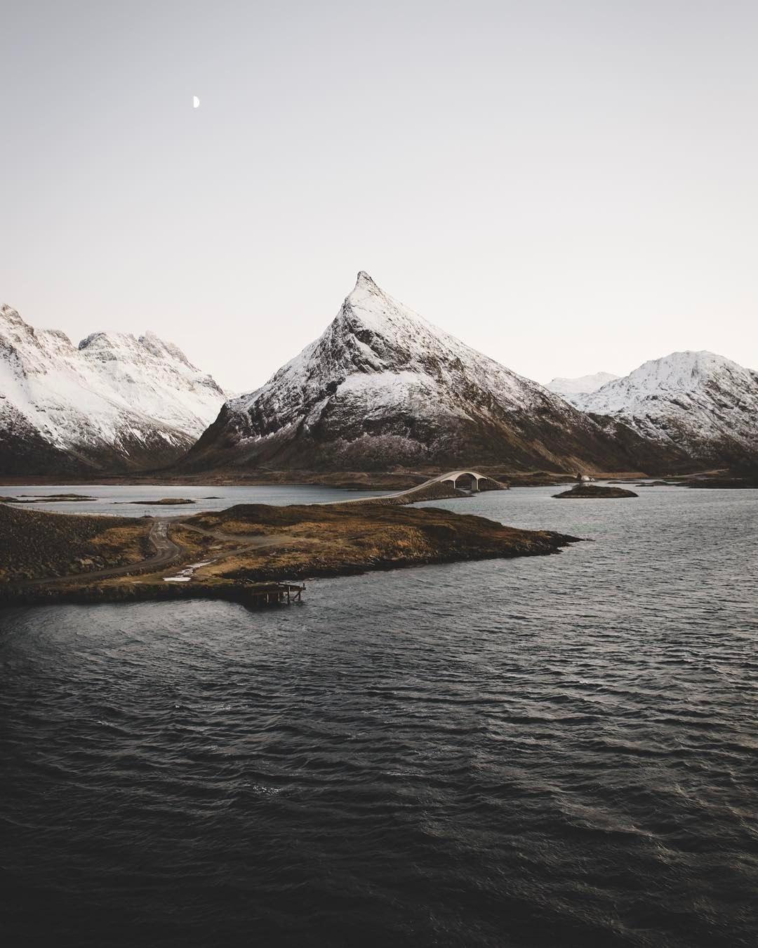 jzgDOhz3OXU - Норвегия - страна холодной красоты