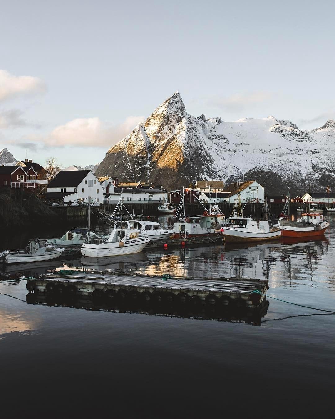 sF02 mb6ZYs - Норвегия - страна холодной красоты
