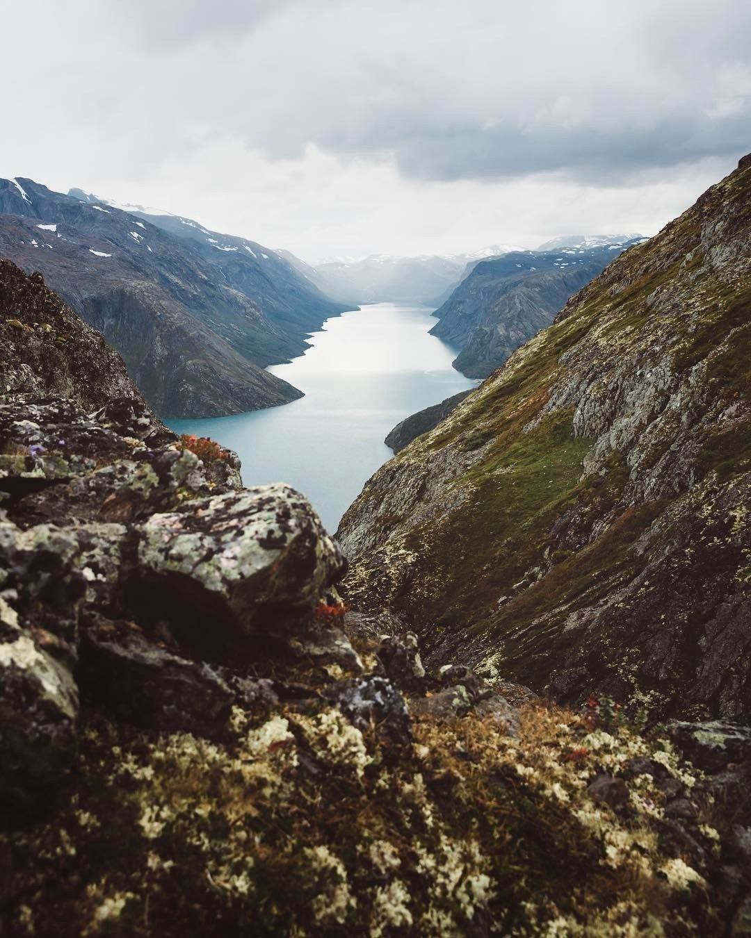 kMxz3HyQ sI - Норвегия - страна холодной красоты