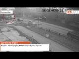 Водитель Subaru устроил ДТП в Екатеринбурге и скрылся