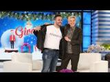 Ellen Catches Up with Orlando Survivor Tony Marrero RUS SUB