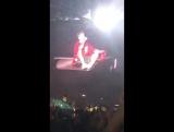 May 3: Fan taken video of Justin performing 'Purpose' in Tel Aviv, Israel.