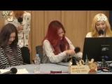 160908 Red Velvet @ Cultwo Show [рус.саб]