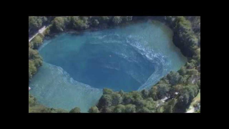 «Доброе» озеро Церик Кель раскрыло свои тайны