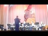 Духовой оркестр детской школы искусств №5 города Рязани исполнил композицию группы Deep Purple Smoke on the Water (Дым над водо