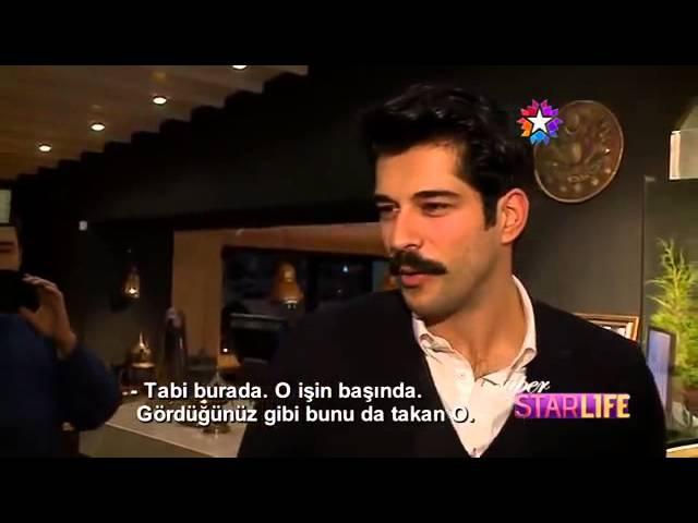 BALİ BEY DÖNER BURAK ÖZÇİVİT STAR LİFE KAMERALARINA YAKALANDI !