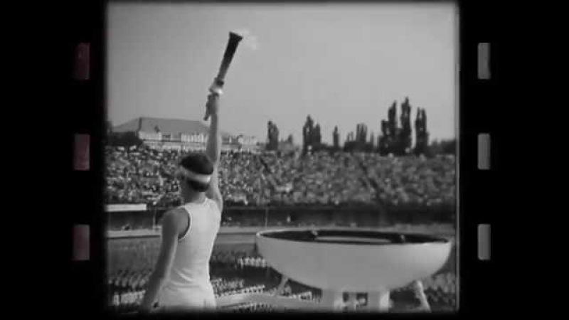 Історія, збережена в кінокадрах: Олімпійський вогонь у Полтаві