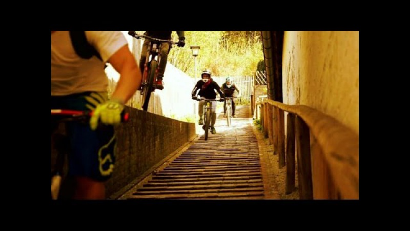 GoPro Urban/City Freeride Angry People