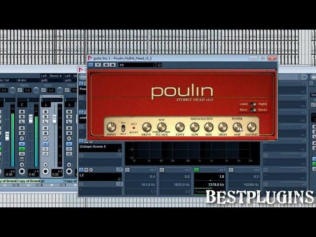 Lepou poulin guitar plugins - Freeware - links in description