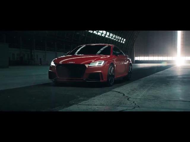 Audi TT RS Coupé. Совершенство в движении
