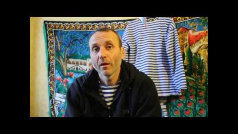 Православный ополченец Зорро о чудесах на войне. Чудо с флагом Божьей Воли