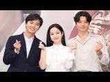 'Queen for Seven Days'(7일의 왕비) 제작발표회 Photo Time (이동건, 연우진, 박민영, Yeon Woo Jin, Park Min Young)