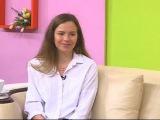 В гостях утренней программы Олимпийская чемпионка - Юлия Гаврилова!