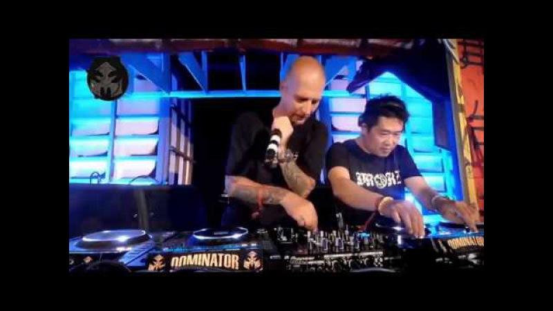 Drokz Akira Noisekick feat. MC Mike Redman - We Bring The Heat (HKV 2017 Anthem)