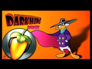 Черный Плащ - 1 уровень - Денди в FL Studio - darkwing duck nes stage 1
