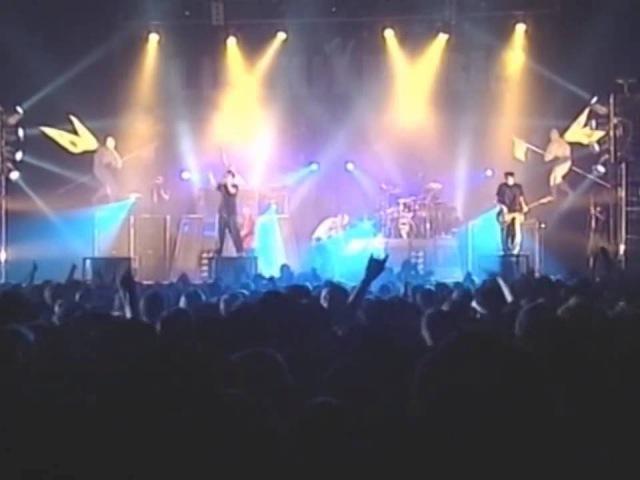 Linkin Park - High Voltage (London, Docklands Arena 2001)
