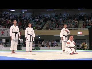 Karate Kata Disability (Bassai-Dai)