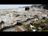 Catastrophic TSUNAMI in Minamisanriku - Complete Edition