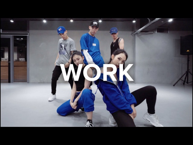 Work (Vandalized Cover) - Rihanna / Jinwoo Yoon Choreography