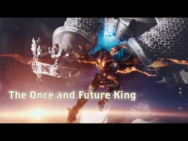 King Arthur ✖ Pacific Rim || The Once and Future King (Fake! Trailer)